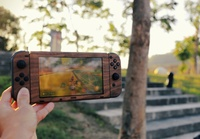 Nintendo Switch & Switch Lite Wood Cover