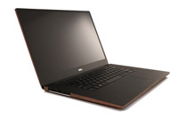 """Dell XPS 15"""" wooden Toast skin."""