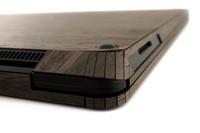 Surface Laptop detail in ebony.