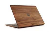 Surface Laptop in walnut.