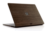 Surface Laptop in ebony with windows cutout.