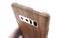 Note 8 wood cover