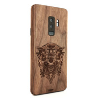 Galaxy S9 / S9+ wood cover