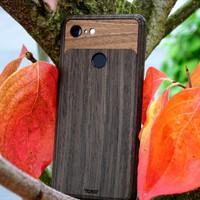 Pixel 3 /  Pixel 3 XL wood cover