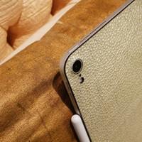 Leather iPad Cover