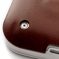 Leather MacBook Bottom Cover