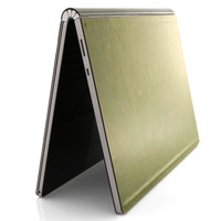 Leather Surface Book Bottom Cover