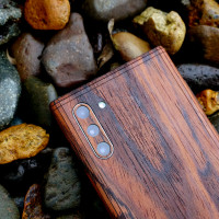 Note 10 / 10+ wood cover