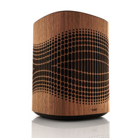 Toast wood cover from Sonos One in walnut.