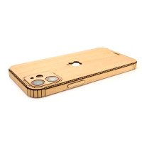 iPhone 12 mini in maple.