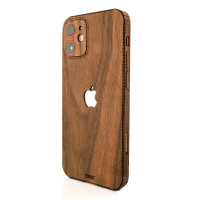 iPhone 12 mini in walnut