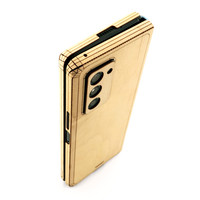 Real wood case for Samsung Galaxy Fold 2 by Toast, in Maple.