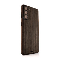 Toast wooden case for Samsung Galaxy S21 5G in ebony.