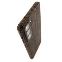 Ebony wood Samsung Galaxy S21 Toast cover.