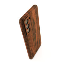 Rosewood skin for Samsung Galaxy S21.
