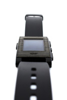 Pebble Smartwatch (PEB1) Ebony