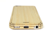 iPhone 5c Bamboo back panel