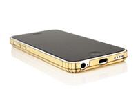iPhone 5c Bamboo edge view