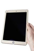 iPad Pro 9.7 Ash front panel