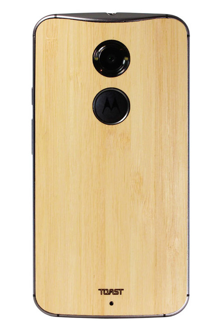 Moto X (2nd Gen) (MOTX2) Bamboo back panel