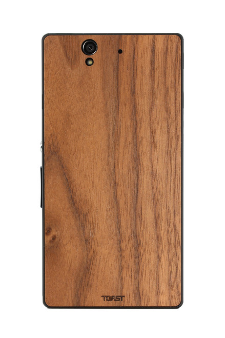 Xperia Z / Z1 (SXZ) Walnut back panel