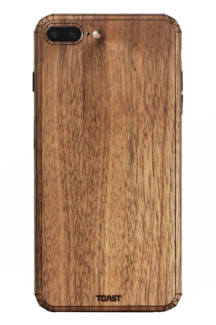 iPhone 7 / 7 Plus Walnut back panel