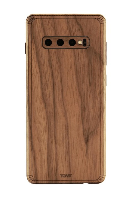 Galaxy S10 / S10+ / S10e  wood cover