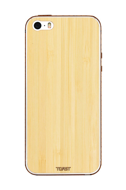 iPhone 4 / 5 / 5C (IPH) Bamboo back panel