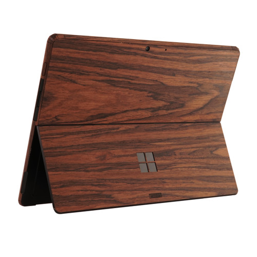 Surface Pro / Go tablet wood cover