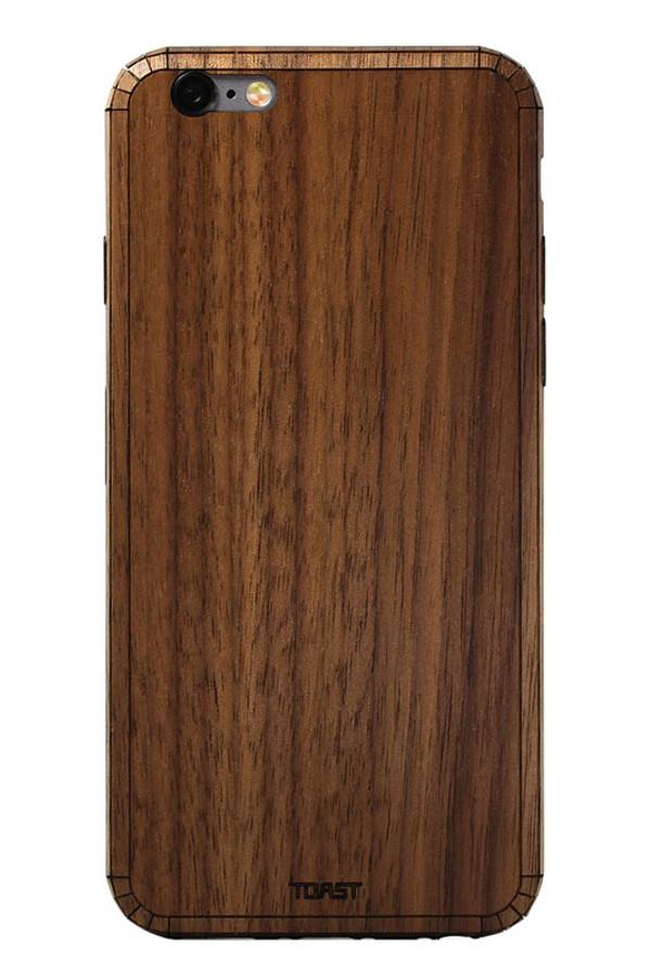 designer fashion 8692e 54870 iPhone 6 / 6s / 6 Plus wood cover