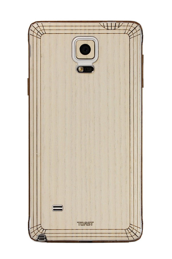 Note 4 (SGN4) Ash back panel
