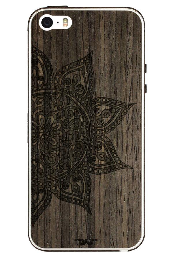 Custom Phone Cover Ebony