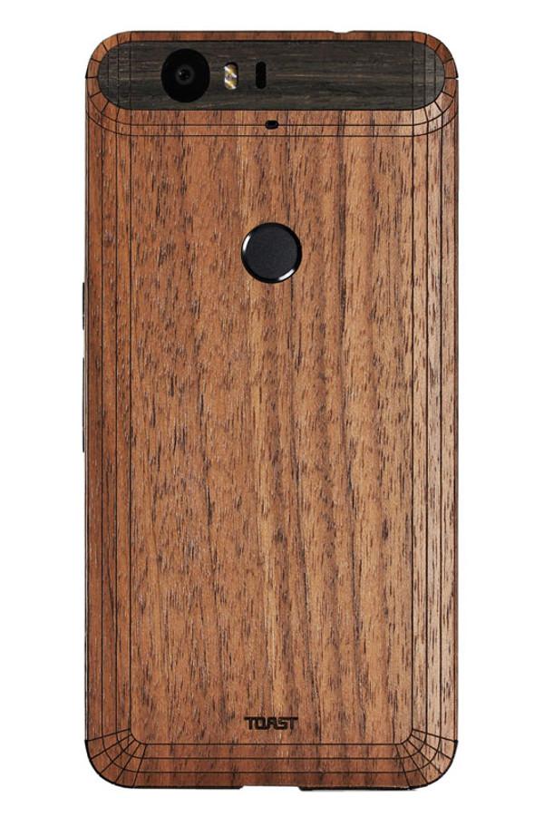 Nexus 6P (NX6P) Walnut w/ Ebony
