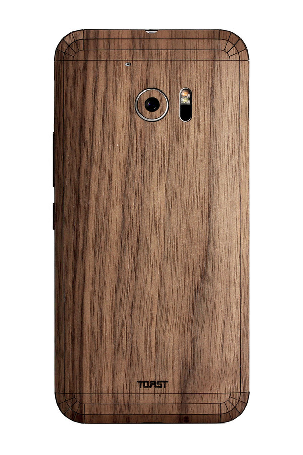 HTC 10 (HTC-10) Walnut back panel