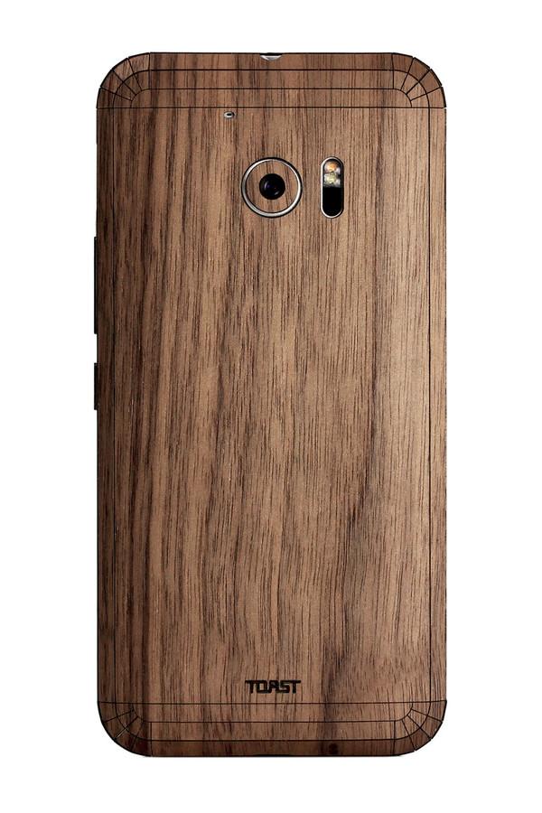 HTC 10 (HTC-10) Walnut back panel