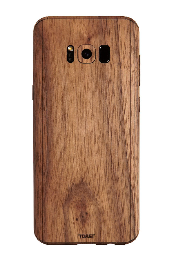 Galaxy S8 / S8+ wood cover