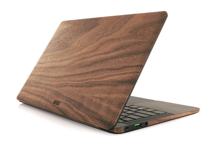 Buy Wooden Razer Blade 14 Laptop Covers Online