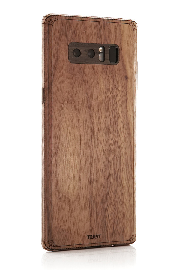 uk availability ef362 70ab4 Note 8 wood cover