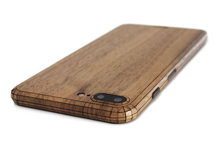 huge selection of e3774 01eca iPhone 8 / 8 Plus wood cover