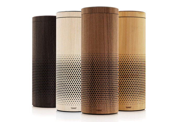 Amazon Echo / Echo Plus / Echo Dot wood covers