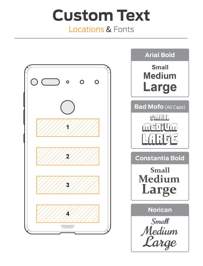 super popular e6140 fd16b Essential Phone wood cover