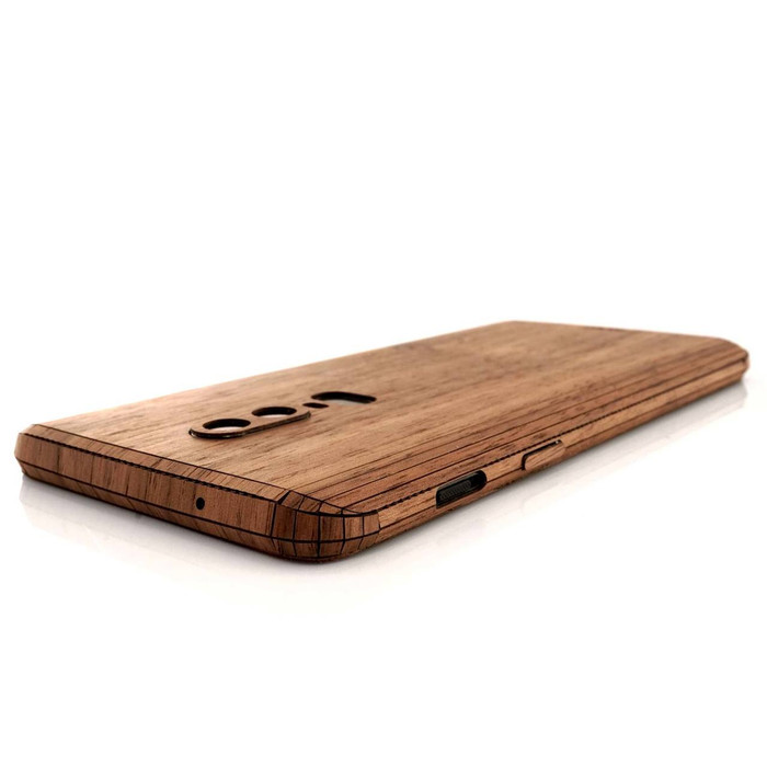 sports shoes 982a0 a30a8 OnePlus 6 / 6T wood cover