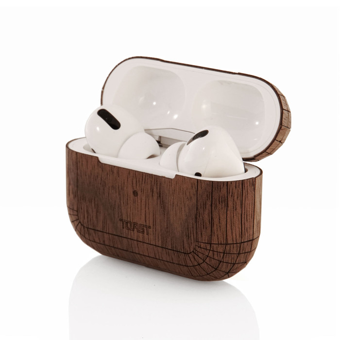 Real Wood Airpods Case Covers Toast Usa