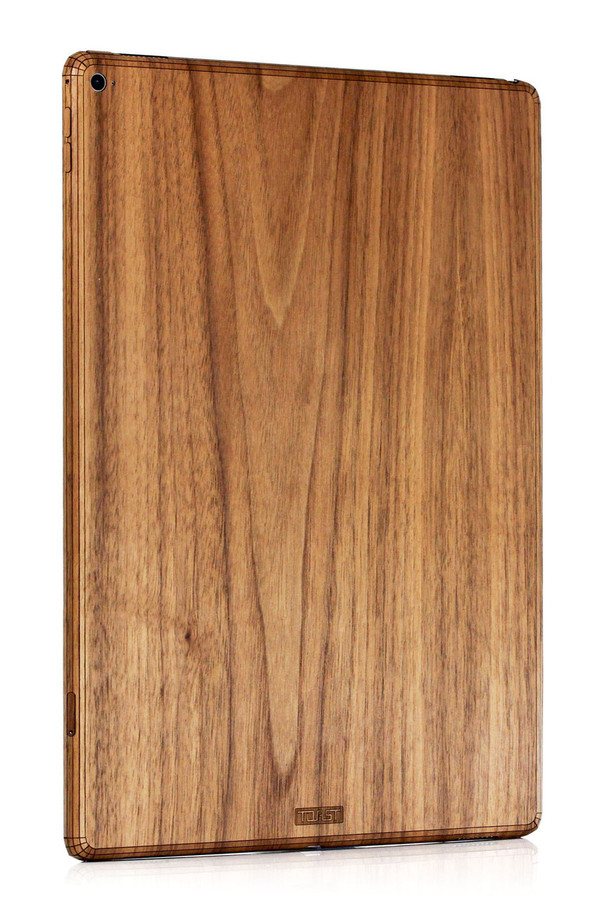 iPad Pro 12.9 Walnut TOAST | Real Wood Covers for Made in USA