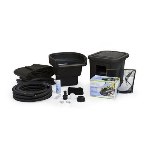 DIY Backyard Pond Kit - 1.8m x 2.4m