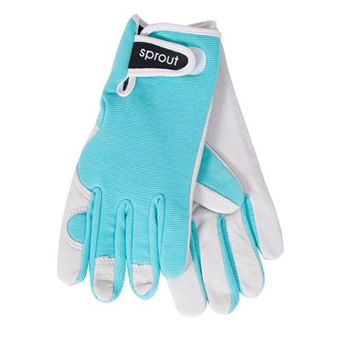 """Ladies Garden Gloves - Sea Spray  """"Soft on the Skin"""""""
