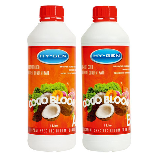 HY-GEN® COCO BLOOM TWO PART -  A&B 1ltr