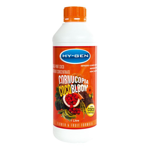 CORNUCOPIA COCO BLOOM SINGLE PART 1ltr