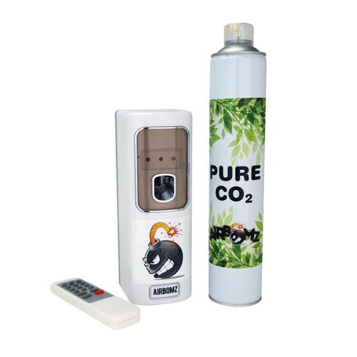 AIRBOMZ CO₂ Dispenser With Light Sensor