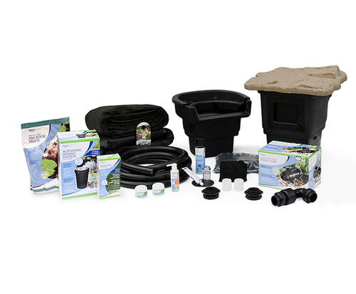 Small Pond Kit – 2.4 x 3.3m
